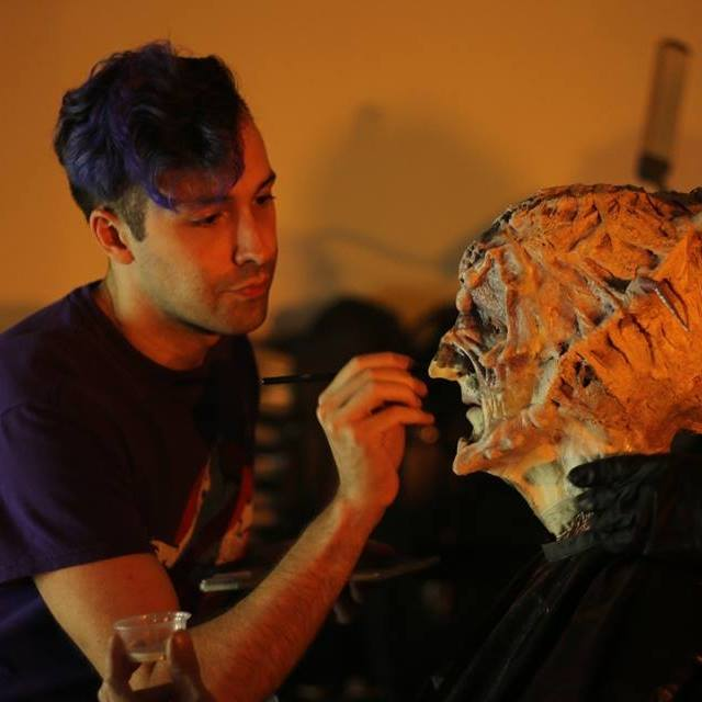 "SFX Demo with Benji Dove – ""The Mummy Queen"""